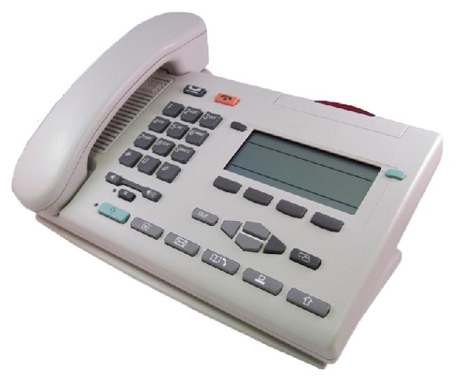 Nortel Option M3903 Phone Platinum